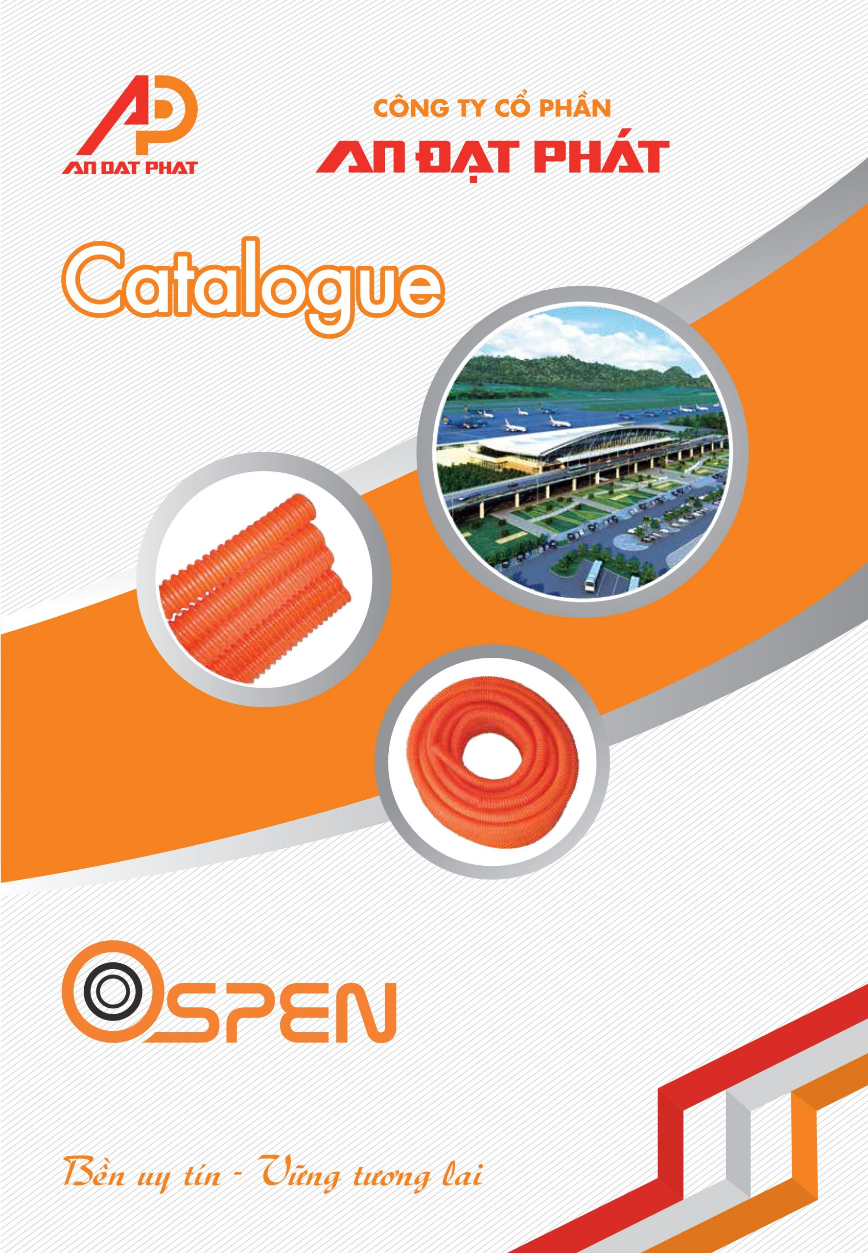 Catelogue ống nhựa xoắn HDPE