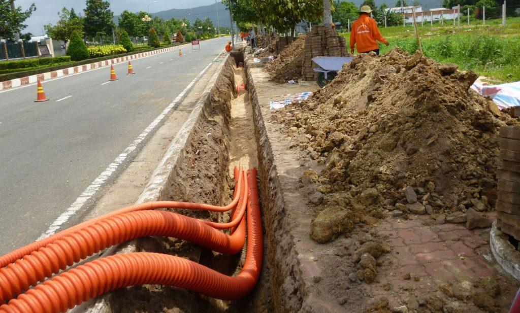 Giá ống nhựa gân xoắn HDPE OSPEN