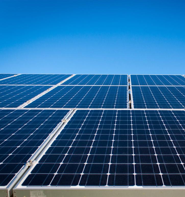Điện mặt trời Miền Nam